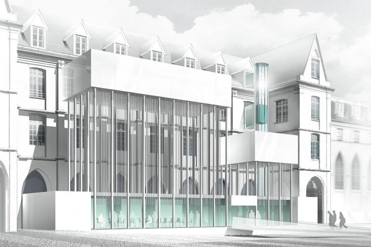 charenton m diath que de l 39 architecture et du patrimoine opus 5 architectes. Black Bedroom Furniture Sets. Home Design Ideas