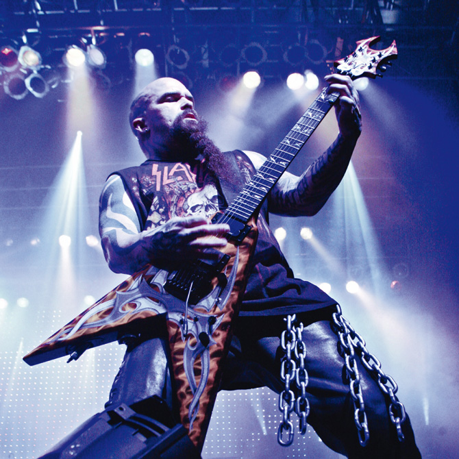 Kerry King Slayer Tattoos: Tattoo & Lifestyle Book